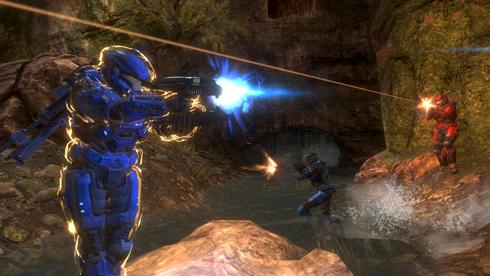 Halo Matchmaking Reach Playlists