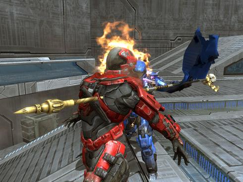 Halo Reach Screenshot & Waypointu0027s Halo Bulletins