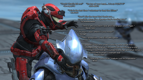 Halo sangheili ride - 5 3