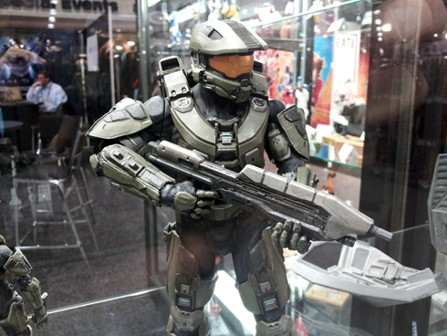 McFarlane Halo 4 Master Chief Figure