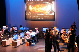 Halo 4 Press Event