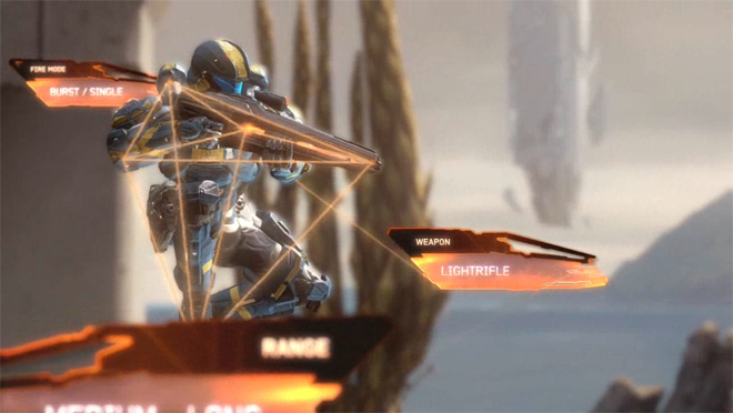 Halo 4 Forerunner Weapons