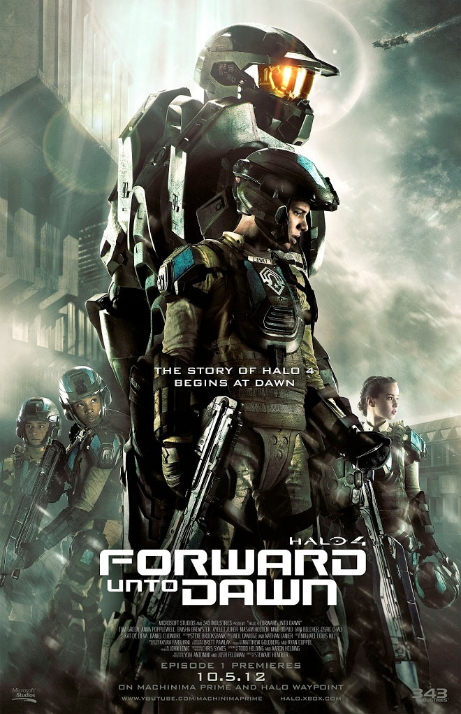 Halo 4: Forward Unto Ddawn