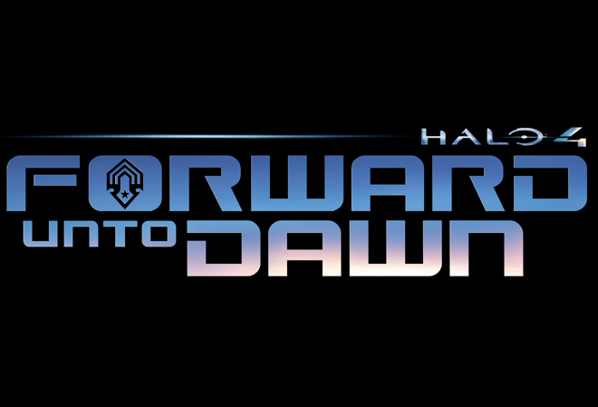 Halo 4: Forward Unto Dawn Blu-Ray and DVD