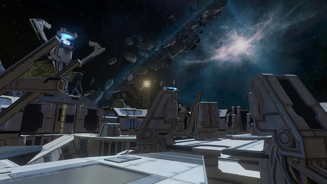 Halo 4 Impact Screenshot