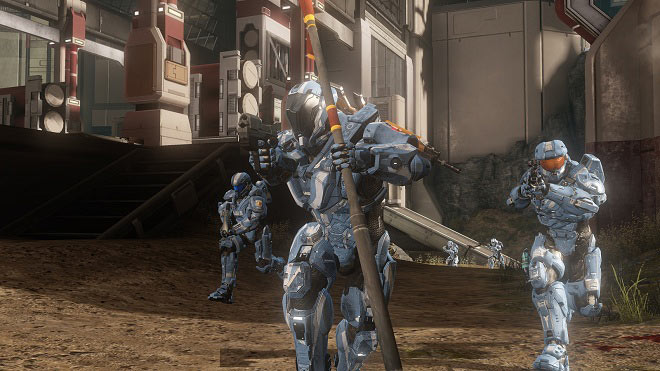 Halo 4 Crimson Map Pack Screenshot