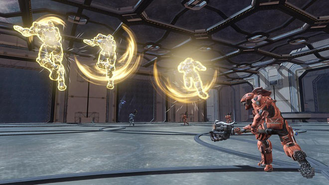 Halo 4 Grifball Screenshot