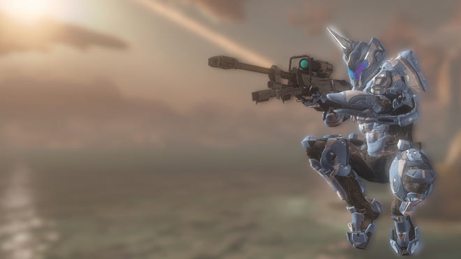 Halo 4 Snipers Screenshot