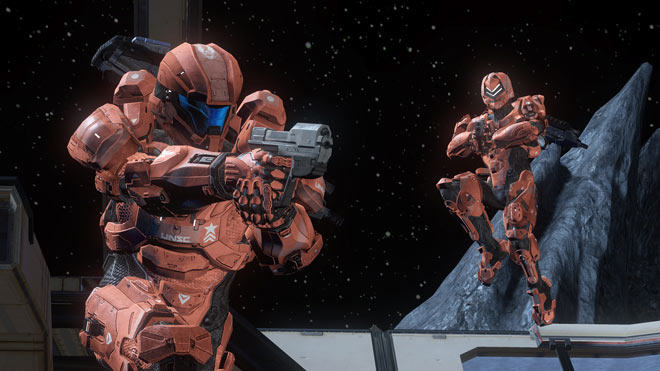 Halo 4 Team Doubles Screenshot