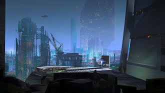 Halo 4 Majestic Map Pack Concept Art