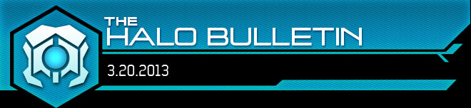 Halo Bulletin Header