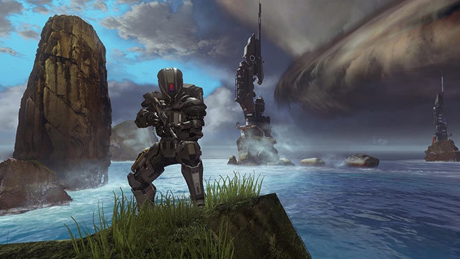 Halo 4 Playlist Update