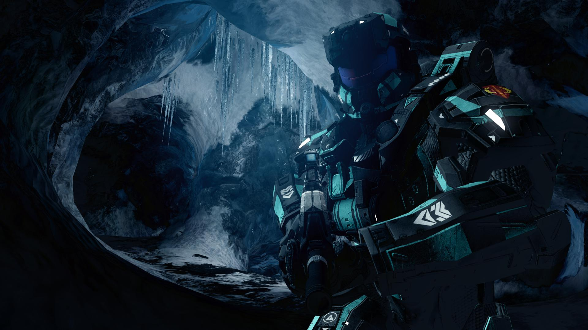Group Of Halo 4 Spartans Wallpaper