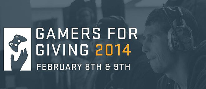 Gamers for Giving 2014