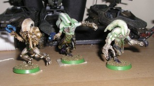 Re: Some more Halo / 40K models (pics)