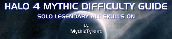 Halo 4 Mythic (SLASO) Walkthrough by Daniel Morris