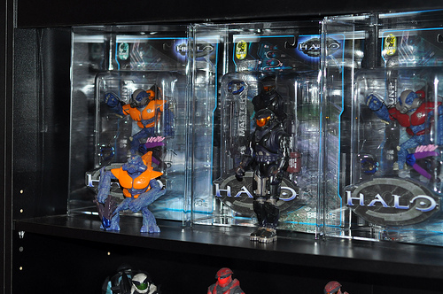 Halo 1 Display