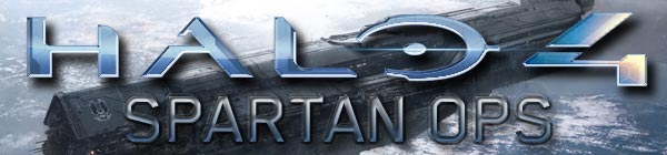 Halo 4 Spartan Ops Cutscene Library