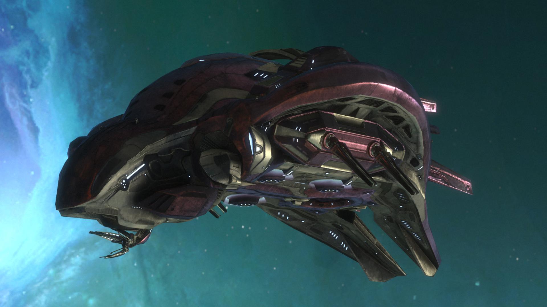 Image - Halo3 PhantomDropship LeftSide.png - Halo Nation ...  |Halo Reach Phantom