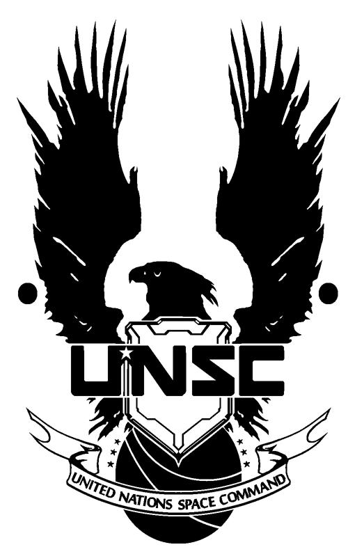 Halo Unsc Symbol Standard halo 4 unsc logo,