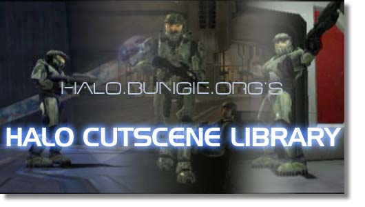 Halo and Halo 2 Cutscene Library