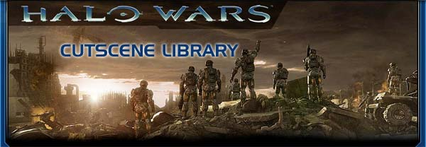 Halo Wars Cutscene Library