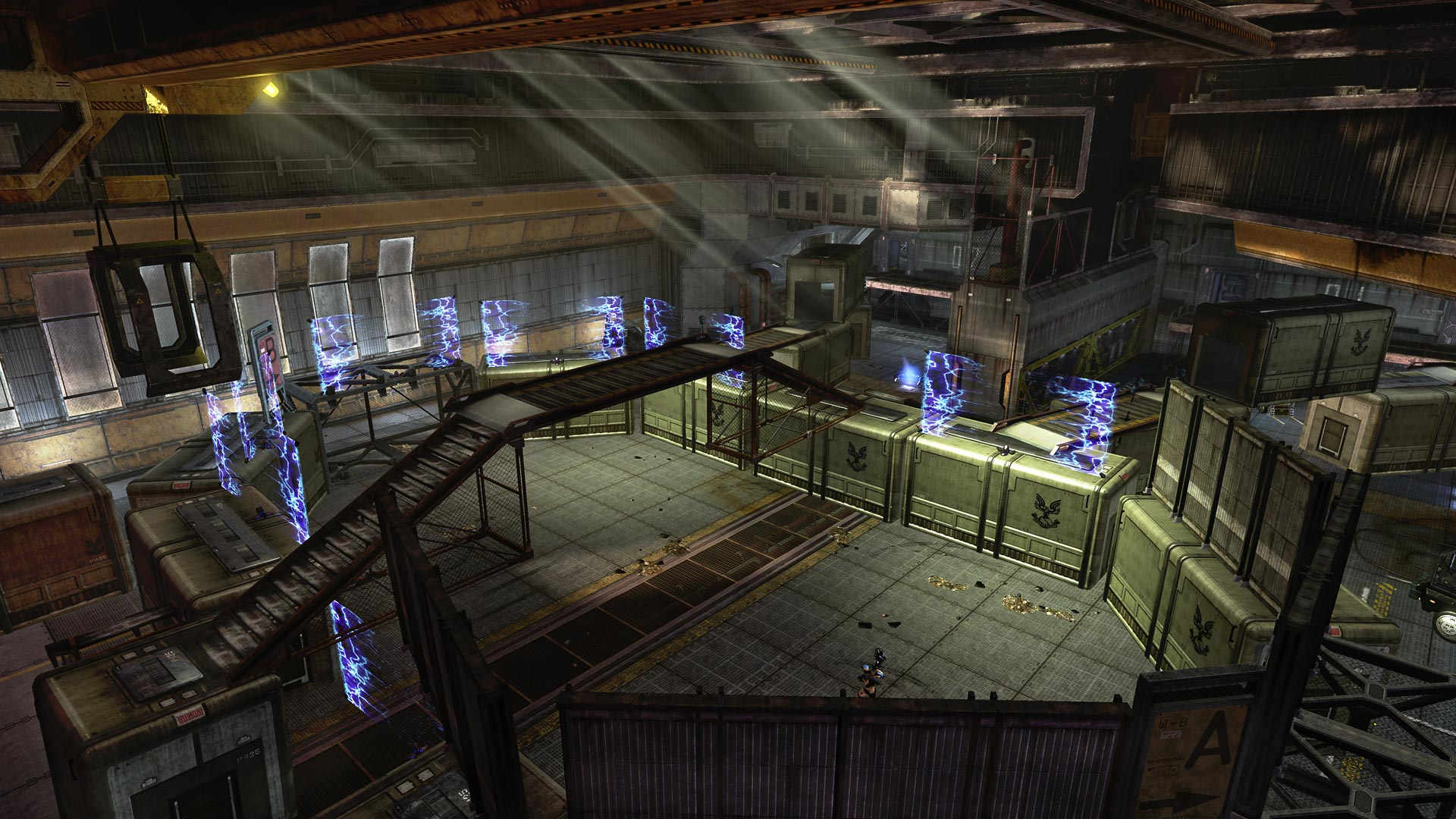 Halo 3 Foundry Forge Maps  Halo 3 | Halo Nation | Fandom powered by