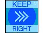 0107-CIV-KeepRight-sign1