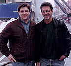 Marty O'Donnell and Mike Salvatori