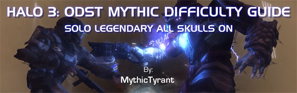 Halo 3: ODST Mythic (SLASO) Walkthrough by Daniel Morris