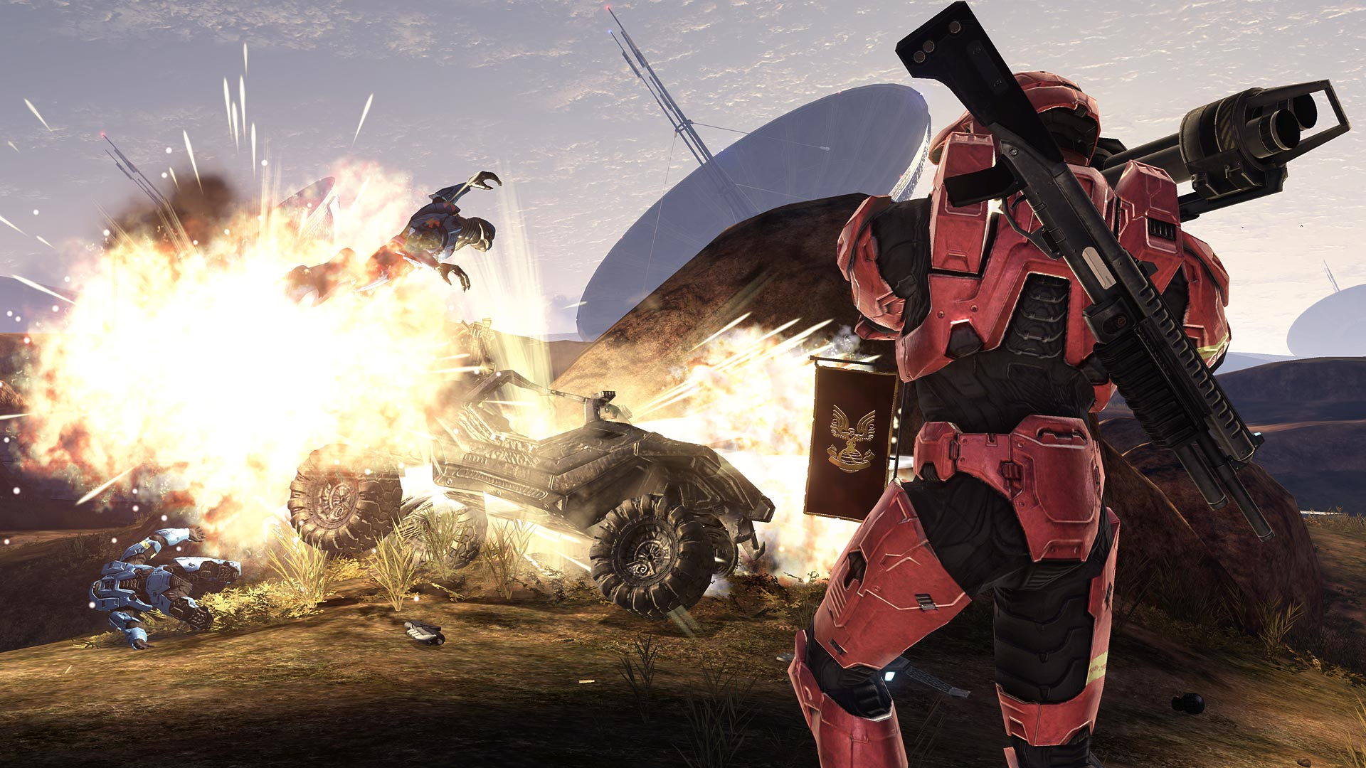 Halo 3 Heroic Map Pack - an Early Look